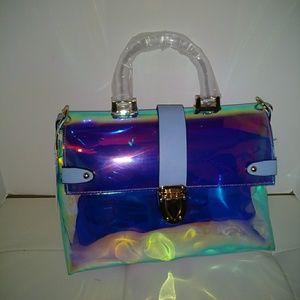 Handbags - Transparet Tote Bag